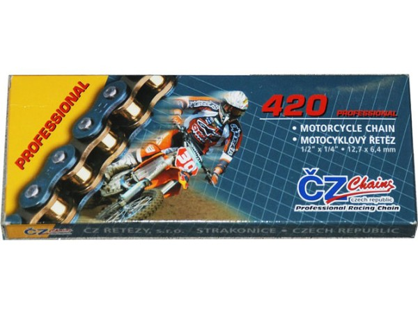 CZ Chains Motocross Kette 420 MX Professional