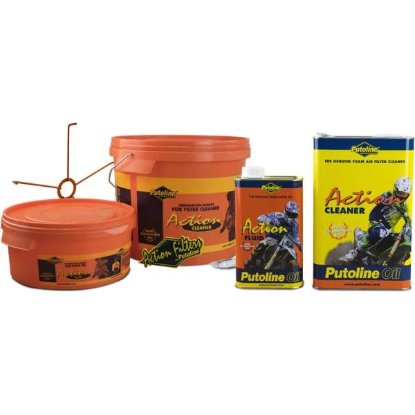 Putoline Action Kit / Luftfilterreinigungsset