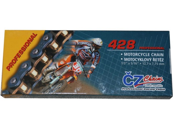 CZ Chains Motocross Kette 428 MX Professional