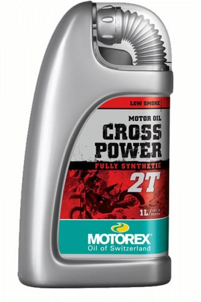 Motorex Cross Power 2-Takt Motoröl Mischöl