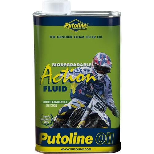 Putoline Action Fluid Bio / Luftfilteröl