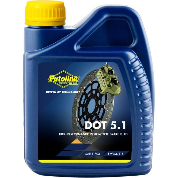 Putoline Dot 5.1 Brake Fluid / Bremsflüssigkeit