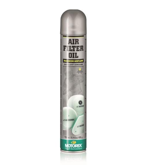 Motorex Air Filter Oil Spray Luftfilterölspray