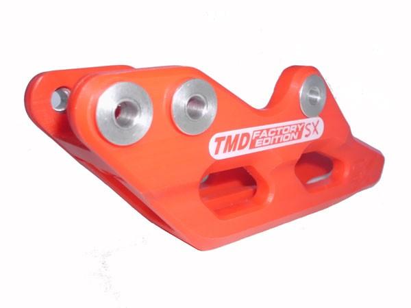 TM Designworks Kettenführung SX Factory Edition Honda rot