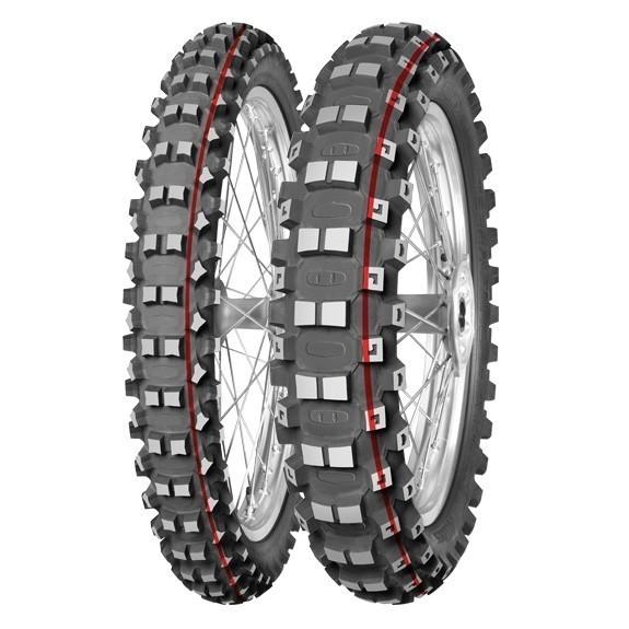 Mitas Terra Force-MX MH (rot) Motocross Reifen