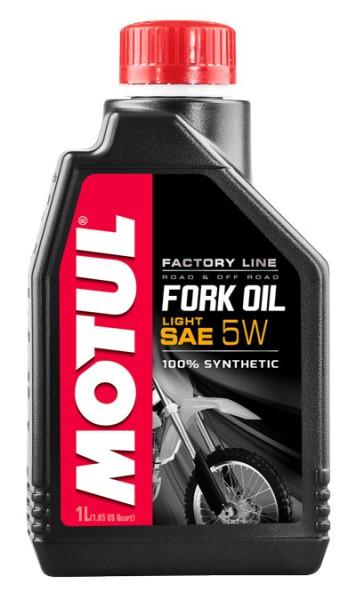 Motul Fork Oil Factory Line 5W Gabelöl