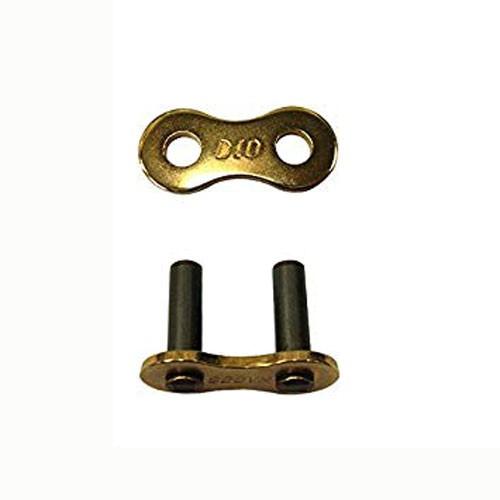 DID Nietschloß für Kette 520 MX Gold
