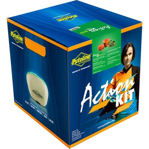 Putoline Action Kit Bio / Luftfilterreinigungsset