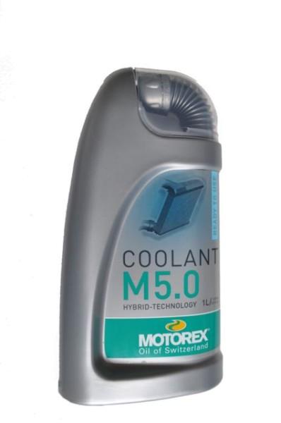 Motorex Kühlflüssigkeit Coolant M5.0