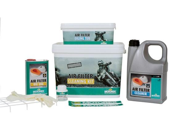 Motorex Air Filter Cleaning Kit Luftfiliter-Reinigungsset