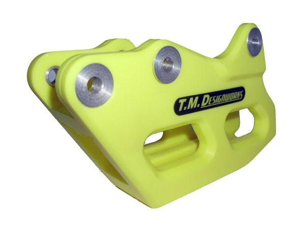 TM Designworks Kettenführung SX Factory Edition Suzuki gelb