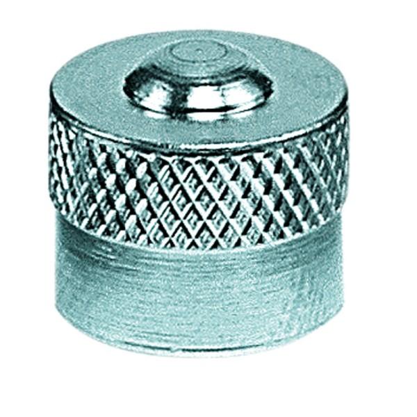 Ventilkappe Metall